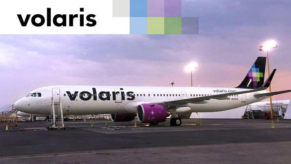 Volaris pierde mil 118 mdp en primer trimestre - Foto de @viajaVolaris