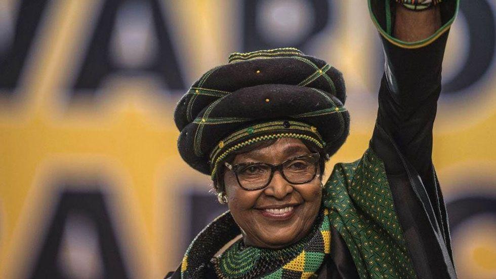 Muere ex esposa de Nelson Mandela - Foto de The Adviser