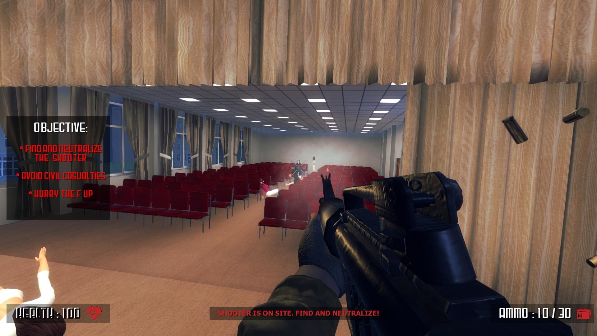 Cancelan lanzamiento en Estados Unidos de videojuego sobre tiroteo en escuela