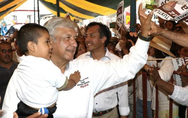 Exigen que López Obrador aclare propuestas contradictorias de Reforma Educativa - Foto de Twitter Partido Morena MX