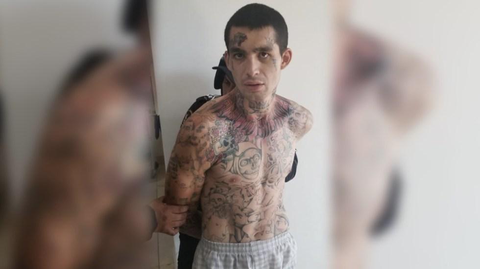 Detienen a hombre por tercera vez, ahora por posesión de drogas - Foto de @MANOLOHDZ