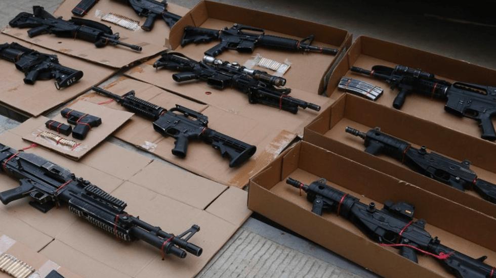 Alemania investiga venta de armas ilegal a México