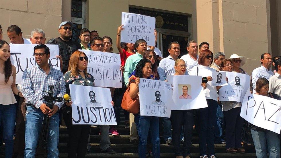 Asesinato del periodista Héctor González Antonio rompe esquema: PGJ