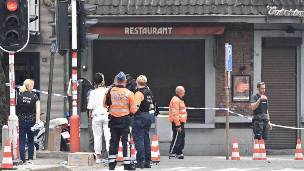 Terrorista buscaba golpear al Estado belga: Policía - Foto de AP