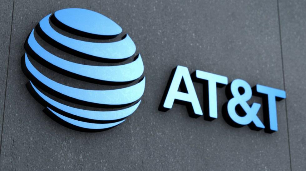 Usuarios reportan fallas en red de AT&T - Foto de internet