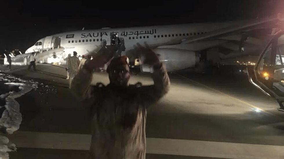 #Video Aterrizaje de emergencia deja al menos 53 heridos - Foto de Transponder 1200