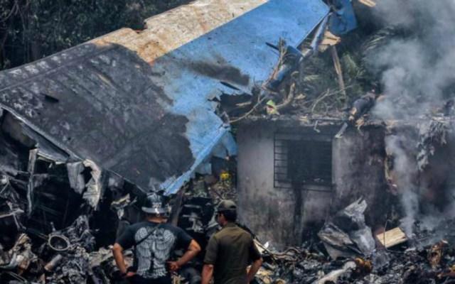 Identifican restos de mexicana que murió en accidente aéreo en Cuba - Foto de Granma