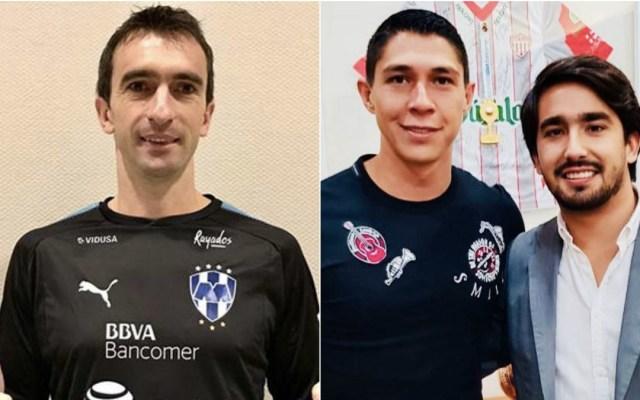 Necaxa y Rayados intercambian a Barovero y González - Foto de Internet