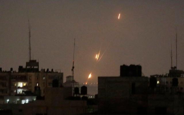 Anuncian alto al fuego en Gaza - Foto de AP