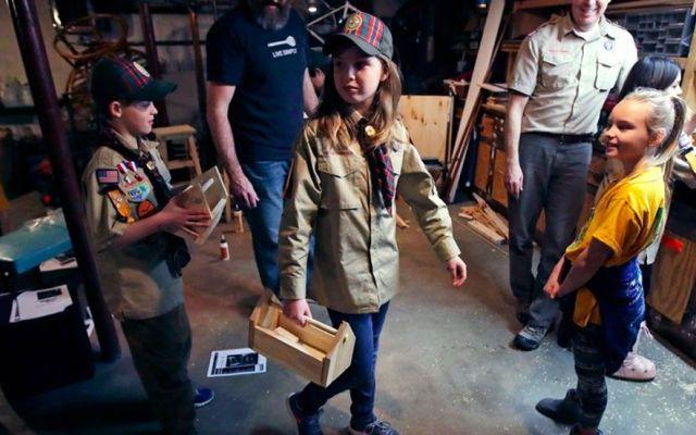 Boy Scouts cambiarán nombre para volverse más incluyentes - Foto de AP