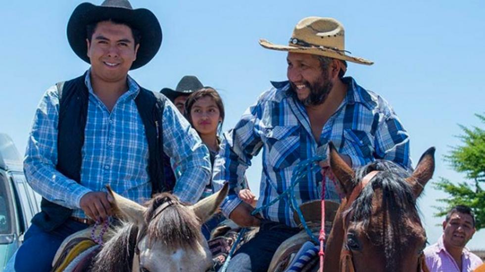 Daniel Alonso Rodríguez (izquierda). Foto de Emmanuel Rincón