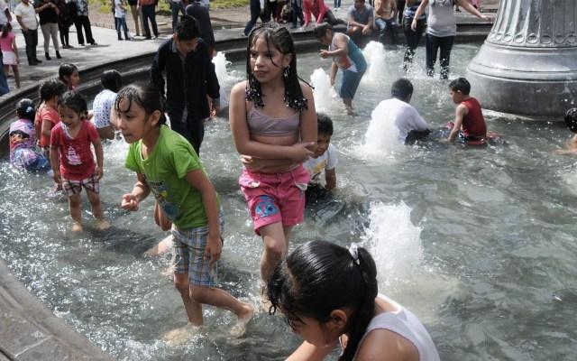 ¿Cuál es la máxima temperatura registrada en la Ciudad de México? - Foto de Sede MX