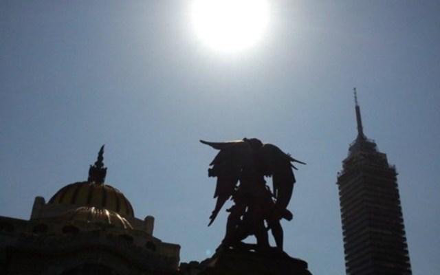 Protección Civil de la CDMX informa que rayos UV están en su máximo - Foto de Notimex
