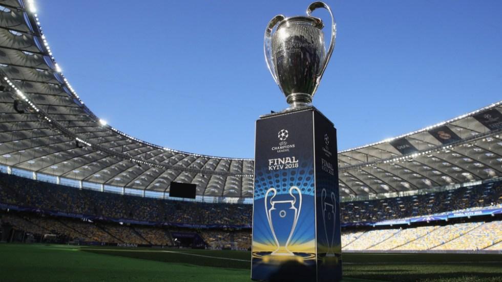 UEFA analiza llevar Final de Champions League a los EE.UU. - Foto de @ChampionsLeaague