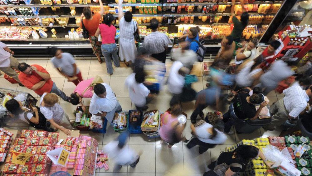 Confianza del consumidor liga nueve meses con incrementos - Foto de internet