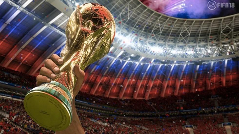 México eliminado en fase de grupos en simulador de Rusia 2018 - Foto de EA Sports