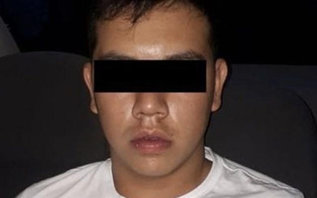 Detienen a hombre implicado en robo en Perisur - Foto de Milenio