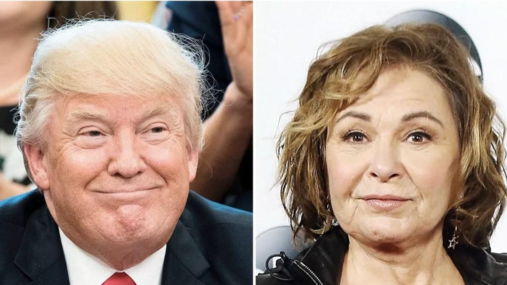 Donald Trump vuelve a atacar a ABC tras cancelación de 'Roseanne' - Foto de CNN