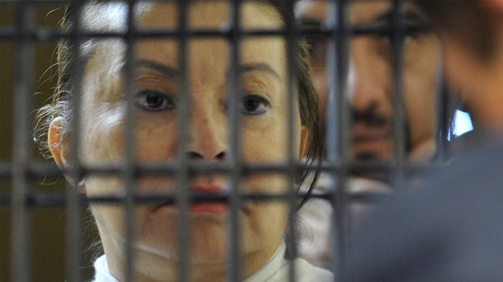 Elba Esther Gordillo presentará queja ante la CIDH - Foto de Archivo