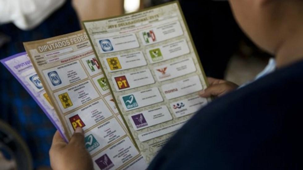 Jóvenes y mujeres decidirán ganadores el 1 de julio: INE - Foto de Internet