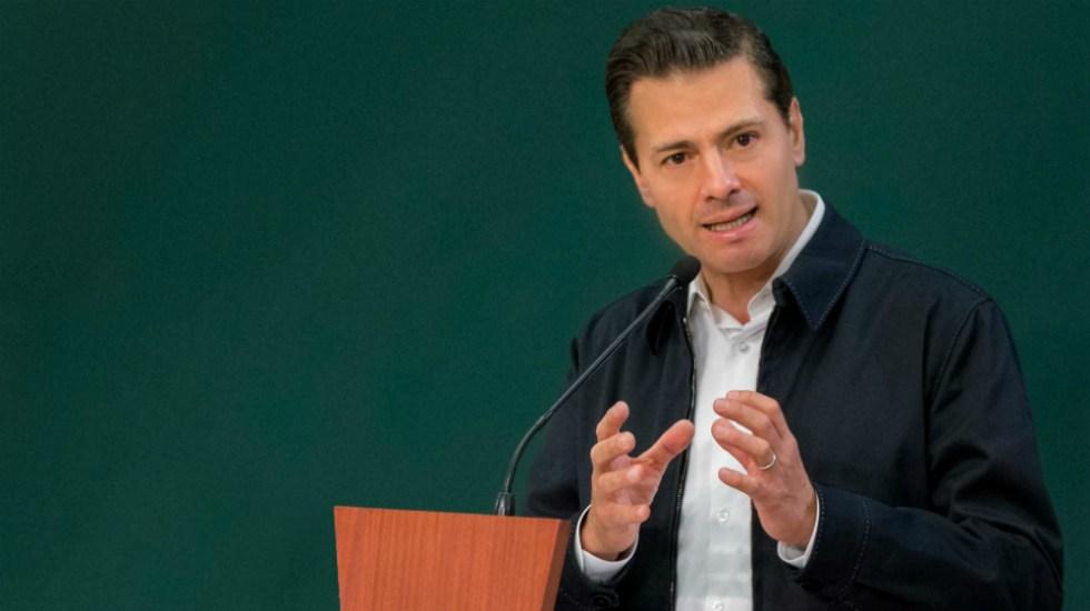 Foto de Enrique Peña Nieto