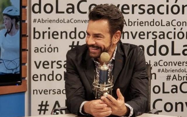 No estoy seguro que AMLO sea lo mejor para México: Derbez - Foto de Radio Fórmula