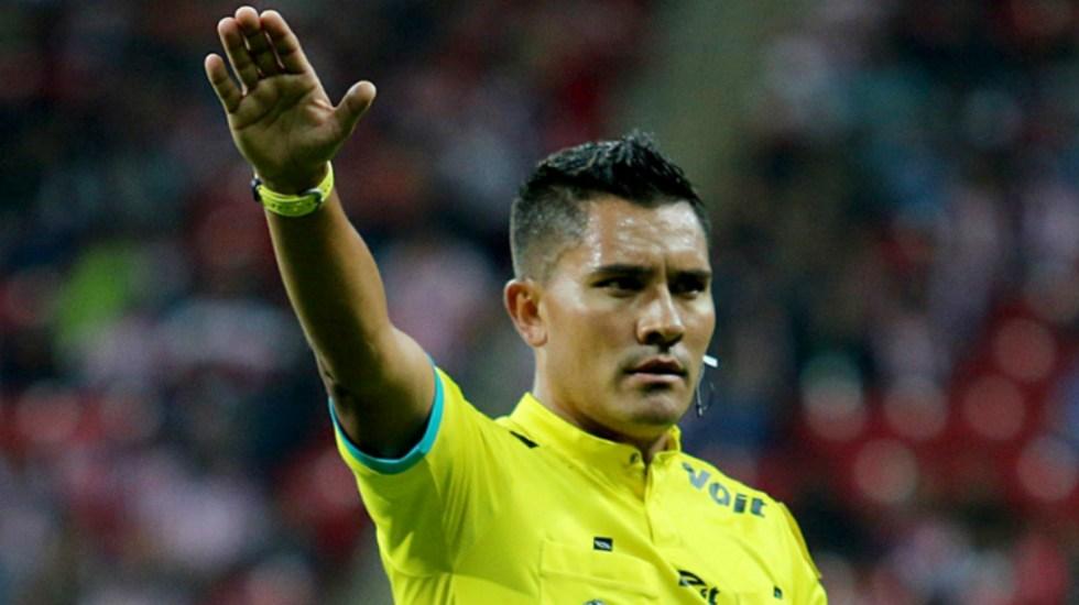 Fernando Guerrero será el árbitro para ida de la Final de Liga MX - Foto de FMF