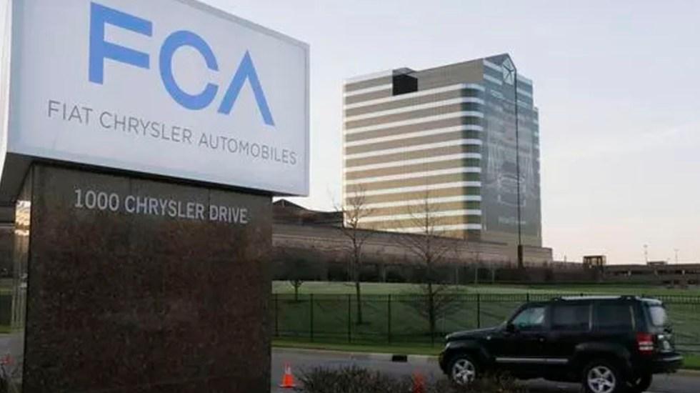 Fiat Chrysler llama a revisión 4.8 millones de autos en EE.UU. - Foto de AP