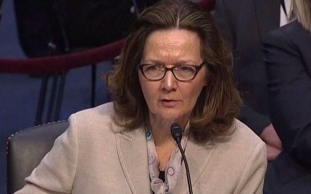 Nominada de Trump a la CIA promete que no regresarán las torturas - Captura de pantalla