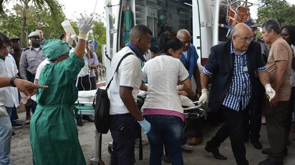 Muere una de las sobrevivientes de accidente aéreo en Cuba - Foto de @Granma_Digital