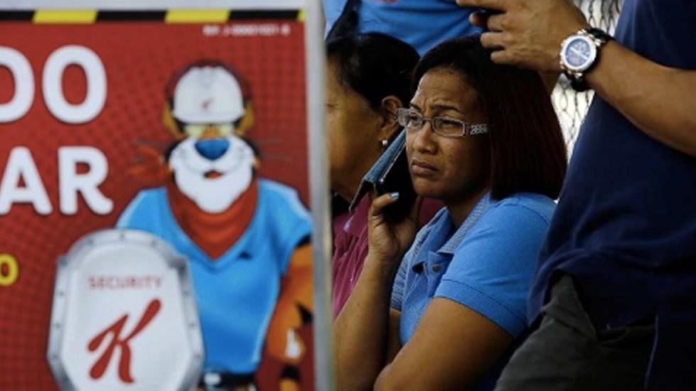 Venezuela reabre planta de Kellogg's cerrada el martes - Foto de Reuters