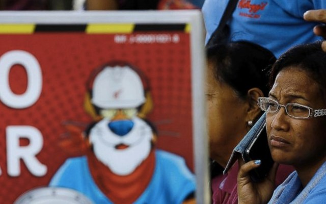 Kellogg's cierra sus puertas en Venezuela - Foto de AP