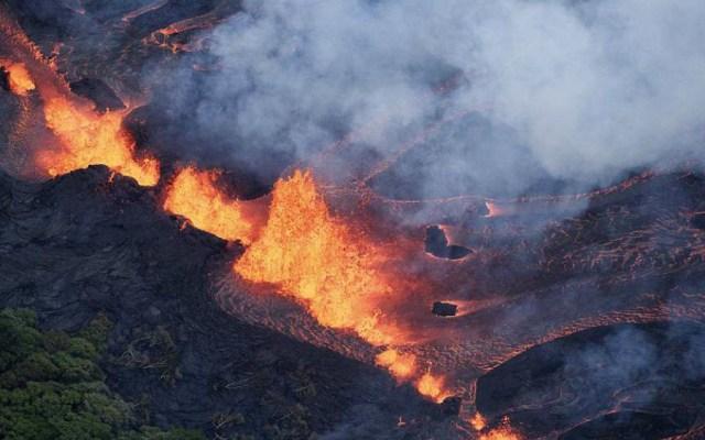 Primera víctima de la erupción del volcán Kilauea de Hawaii
