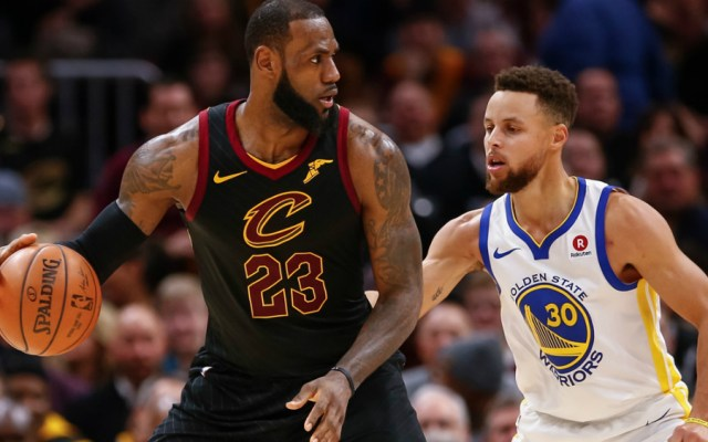 Warriors vs Cavaliers, la Final 2018 de la NBA - Foto de Slam Online
