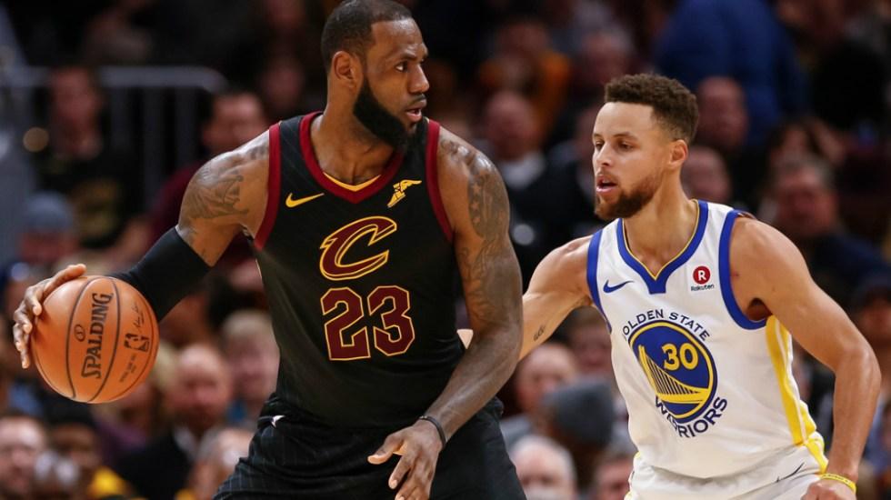Warriors vs Cavaliers, la Final 2018 de la NBA - Foto de Slam Online