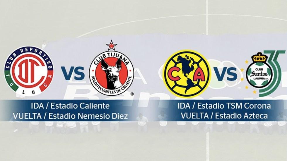 Semifinales del Clausura 2018: cuatro técnicos, sólo un título