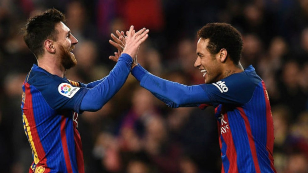 Sería terrible ver a Neymar en el Real Madrid: Messi - Foto de Marca España