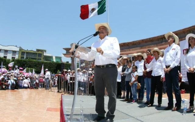 Promete AMLO cero corrupción desde primer año de gobierno - Foto de lopezobrador.org