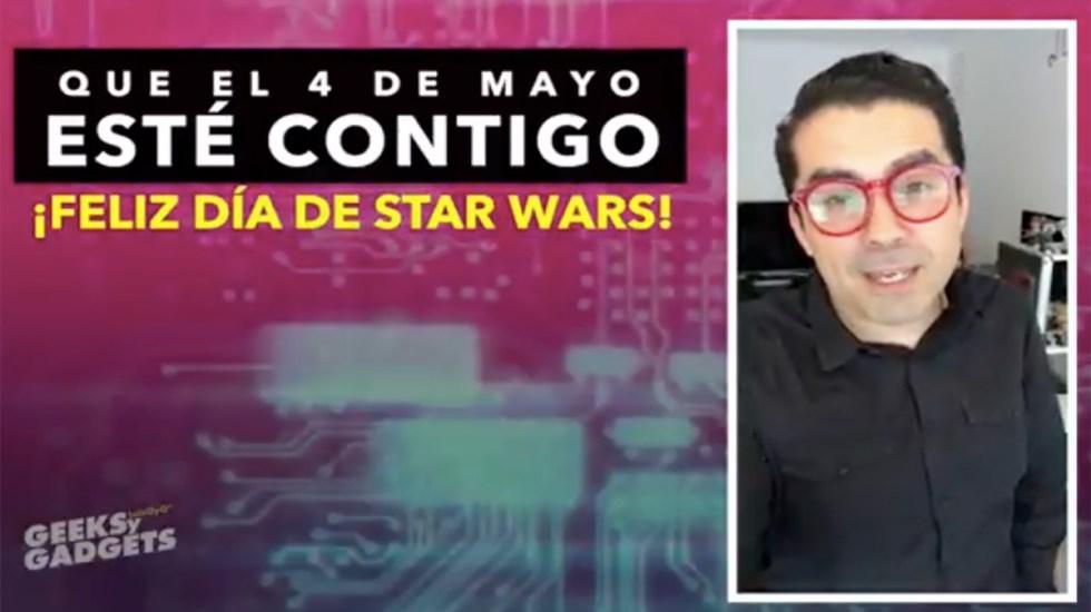 GyG Express – Feliz día de Star Wars