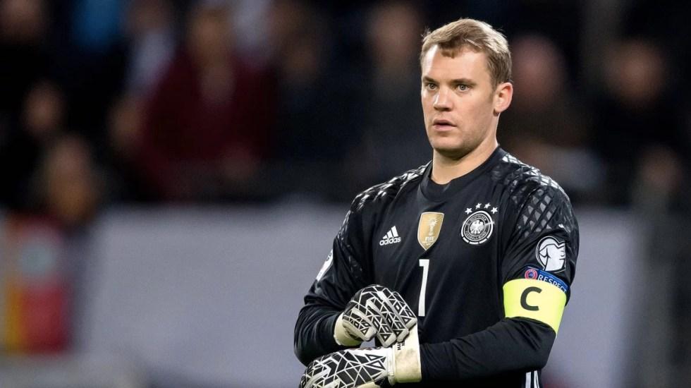 """Si Neuer va al Mundial irá como titular"": Joachim Löw - Foto de Internet"