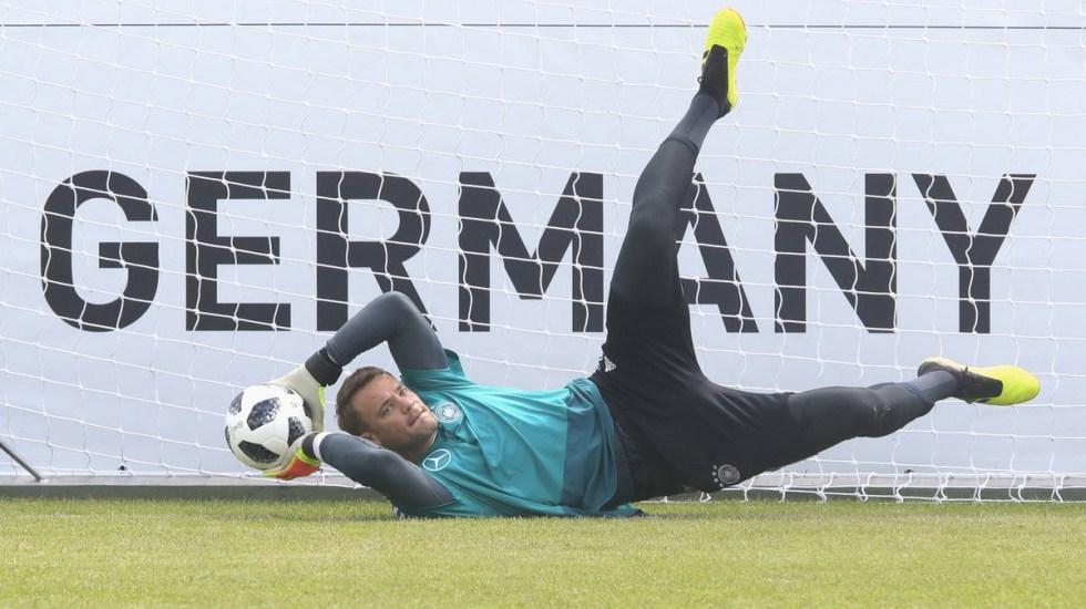 Neuer volverá a las canchas en partido contra Austria - Foto de @LigadeCampeones