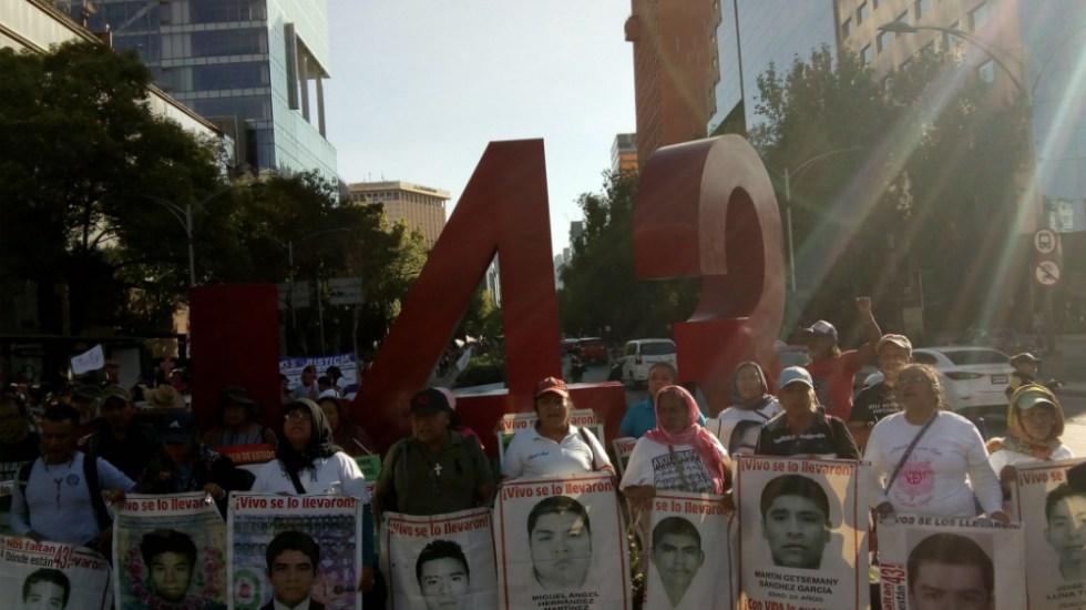 ONU-DH pide redirigir investigación sobre caso Ayotzinapa - Foto de @angelito190273