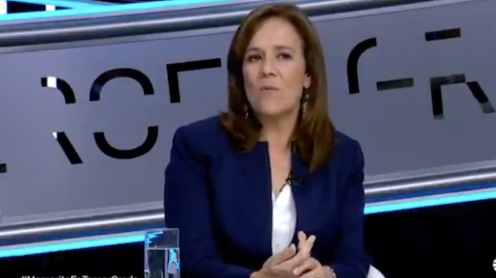 Margarita Zavala explica por qué dejó la contienda electoral en Tercer Grado