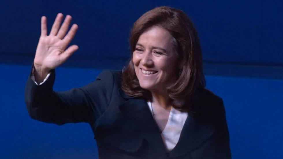 Margarita Zavala formaliza su renuncia a candidatura independiente - Foto de Internet