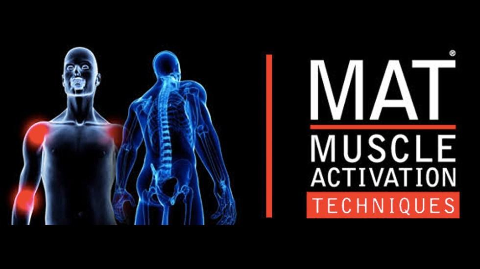 MAT: Técnicas de Activación Muscular - Foto de internet