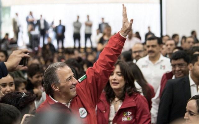 Las mujeres definirán la elección: Meade - Foto de Twitter José Antonio Meade