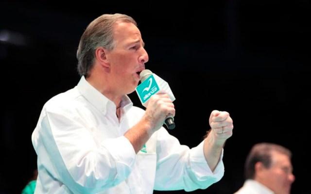 José Antonio Meade cerrará campaña en Coahuila - Foto de @VRubioMarquez