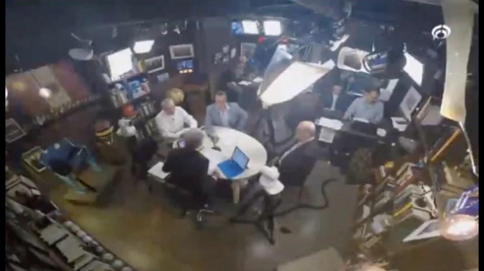 Mesa de análisis con Roy Campos, Pepe Fonseca y René Casados - Captura de Pantalla