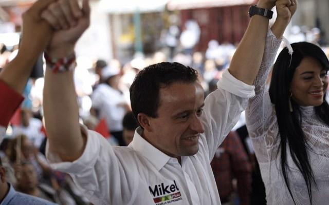 Mikel Arriola asegura que sus propuestas sí son viables - Foto de Twitter Mikel Arriola