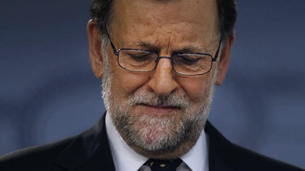 Debatirán moción de censura contra Mariano Rajoy jueves y viernes - Foto de Internet